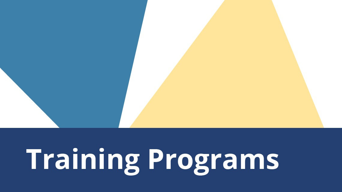 training program for practitioners